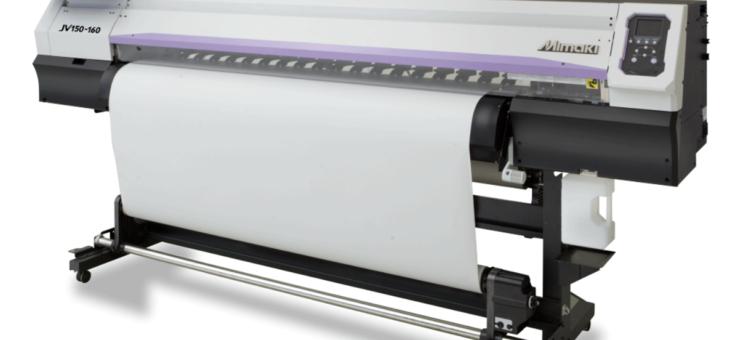 Запущен новейший широкоформатный принтер Mimaki